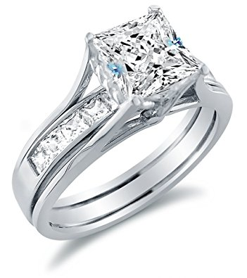 Cubic Zirconia Rings: Elegance on a Realistic Wedding Budget