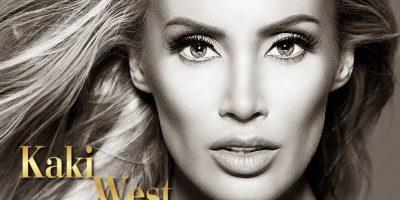 Kaki West beautiful eyes